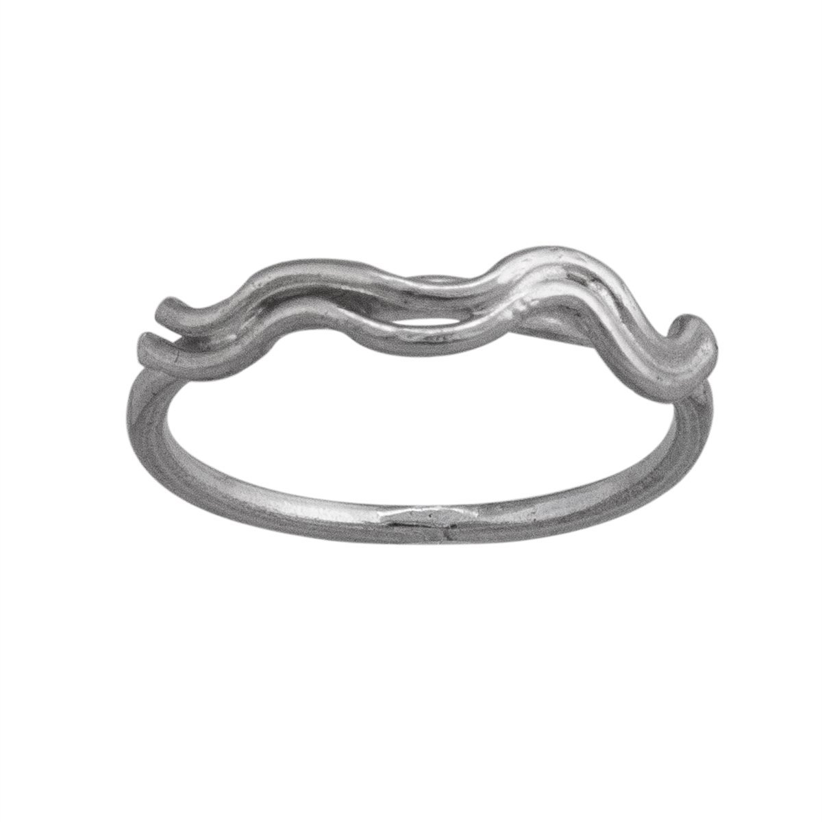sterling-silver-aquarius-ring - 1 - Charles Albert Inc
