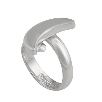 sterling-silver-moon-ring - 2 - Charles Albert Inc