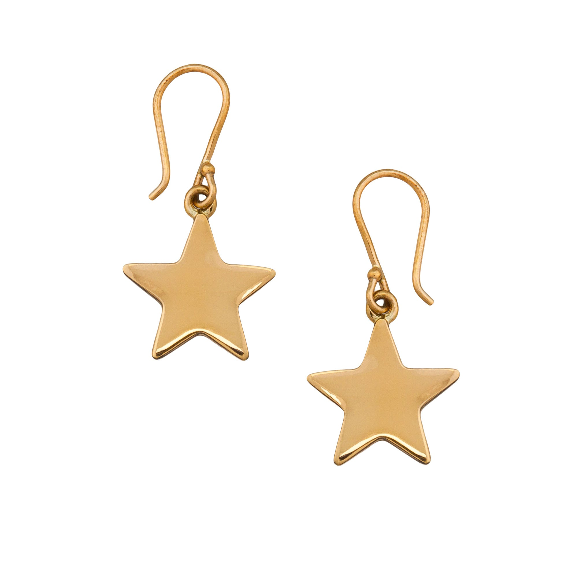 Alchemia Star Drop Earrings | Charles Albert Jewelry