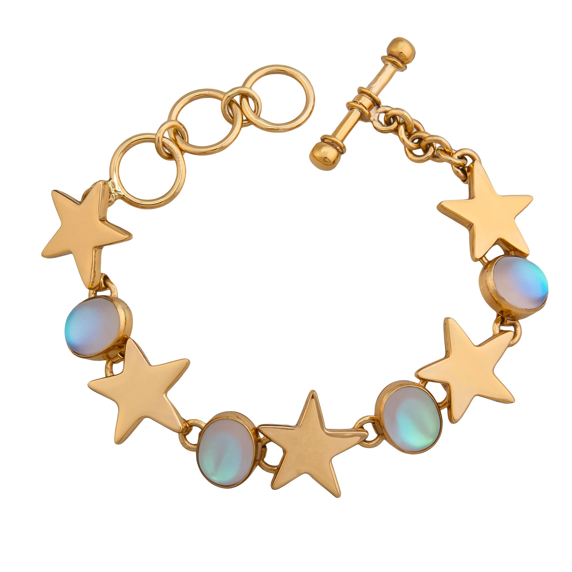 Alchemia Star and Luminite Bracelet