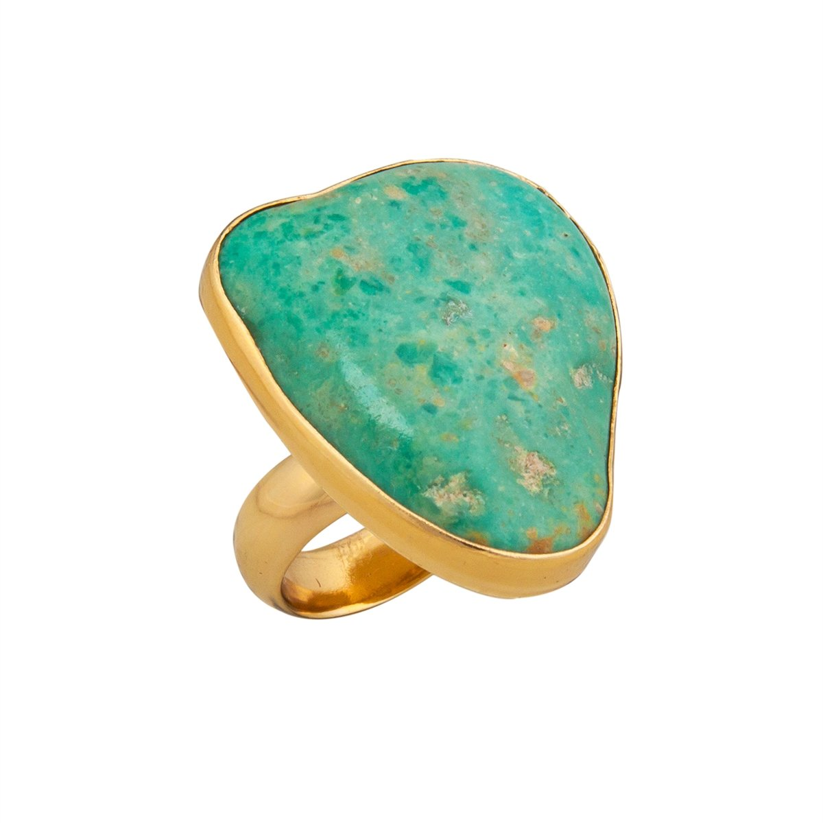 Alchemia Campo Frio Turquoise Adjustable Ring | Charles Albert Jewelry