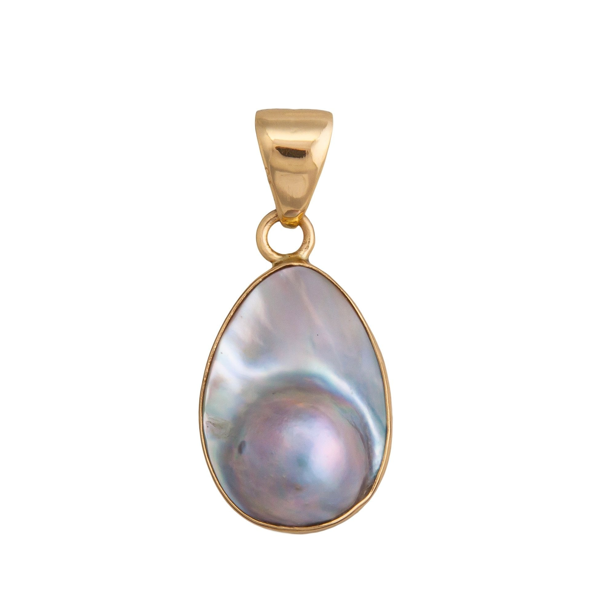 Alchemia Mabe Blister Pearl Pendant