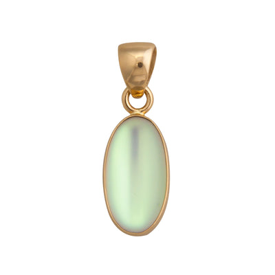 Alchemia Smaller Oval Luminite Pendant