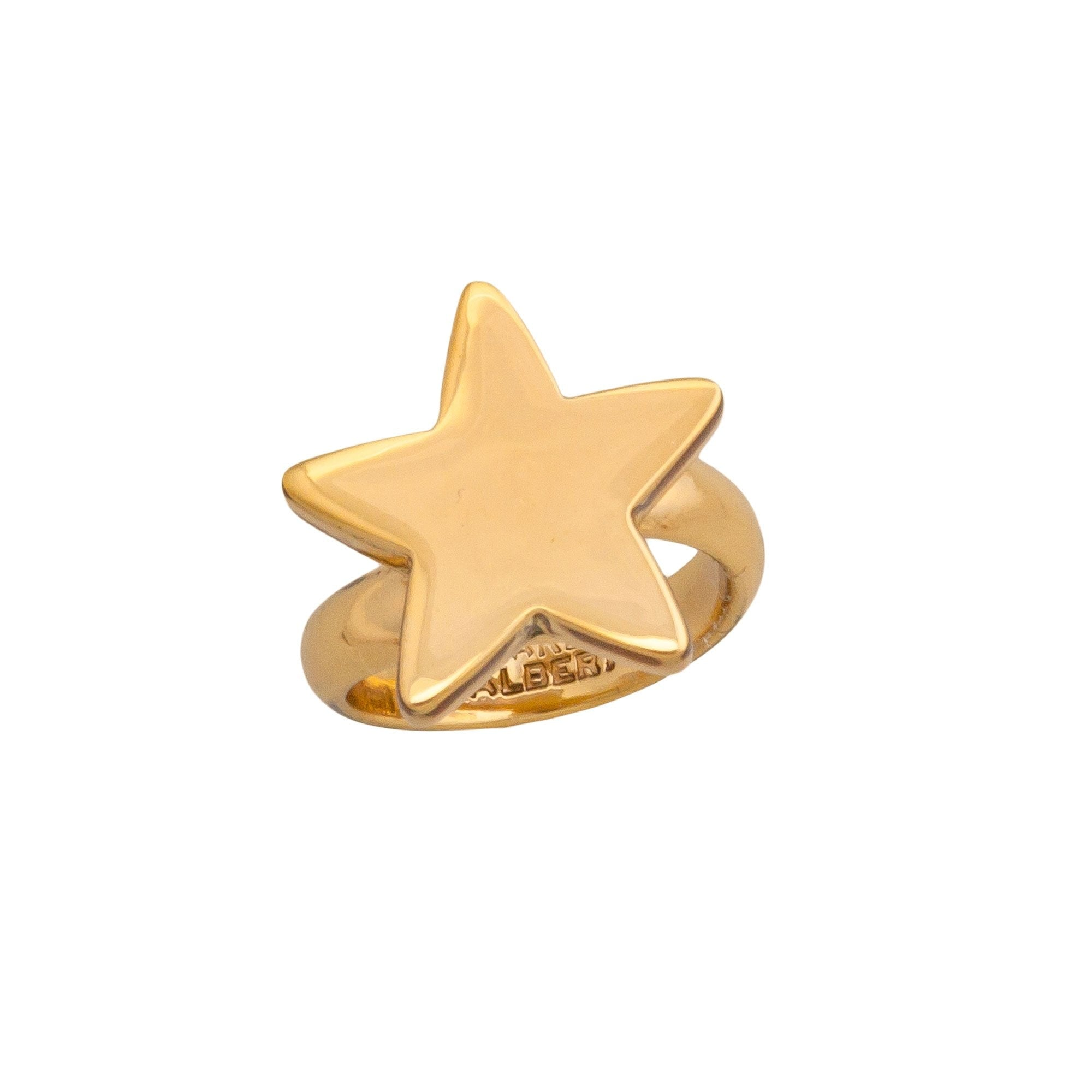 Alchemia Small Star Adjustable Ring | Charles Albert Jewelry