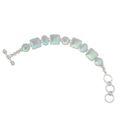 sterling-silver-luminite-bracelet - 2 - Charles Albert Inc