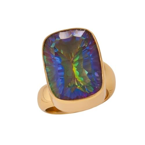 alchemia-mystic-quartz-adjustable-ring - 1 - Charles Albert Inc