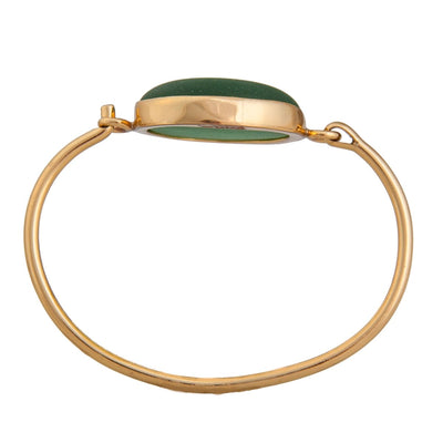 alchemia-green-recycled-glass-bangle - 3 - Charles Albert Inc