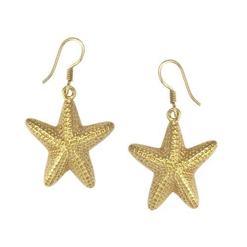 alchemia-starfish-earrings - 1 - Charles Albert Inc