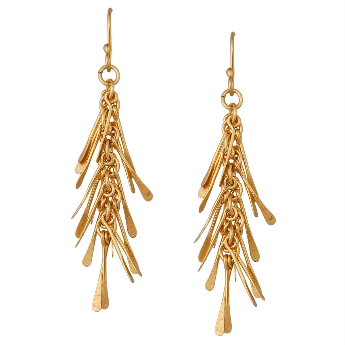Alchemia Fringe Drop Earrings | Charles Albert Jewelry