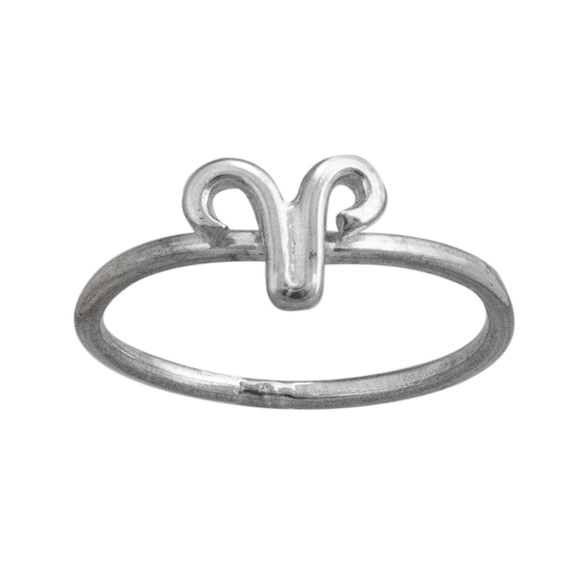sterling-silver-aries-ring - 1 - Charles Albert Inc