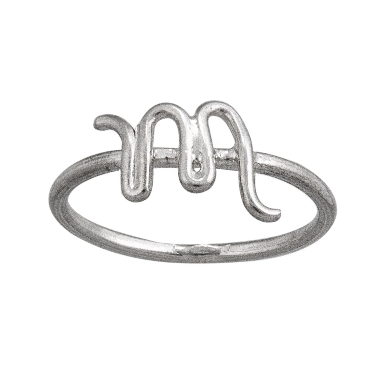 sterling-silver-scorpio-ring - 1 - Charles Albert Inc