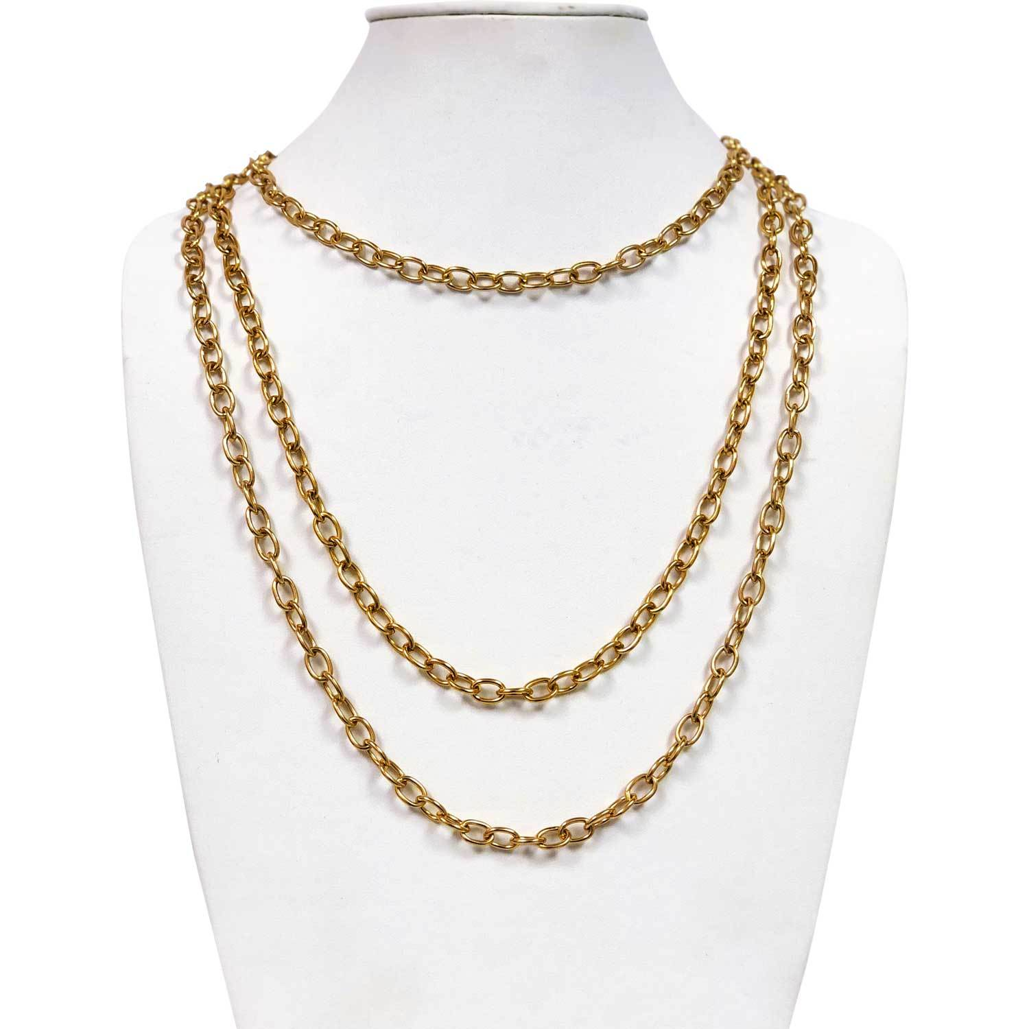 Alchemia Handcrafted Chain | Charles Albert Jewelry