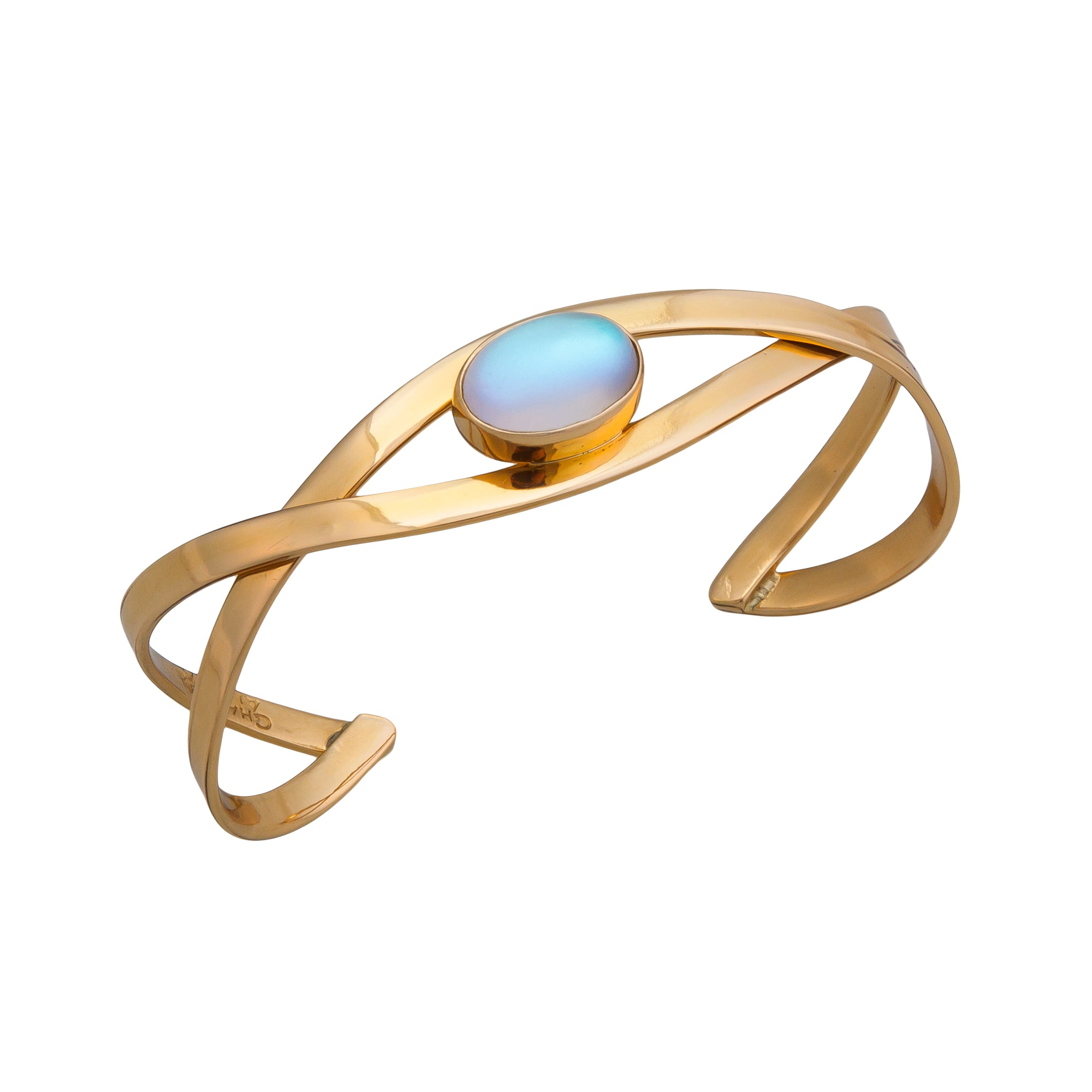 Alchemia Luminite Mini Infinity Cuff
