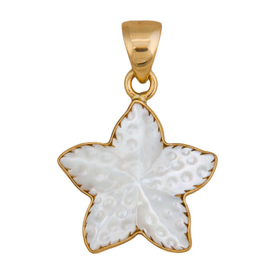 Alchemia-Mother-of-Pearl-Starfish-Pendant-1-Charles Albert Inc
