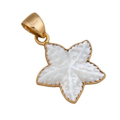 Alchemia Mother of Pearl Starfish Pendant