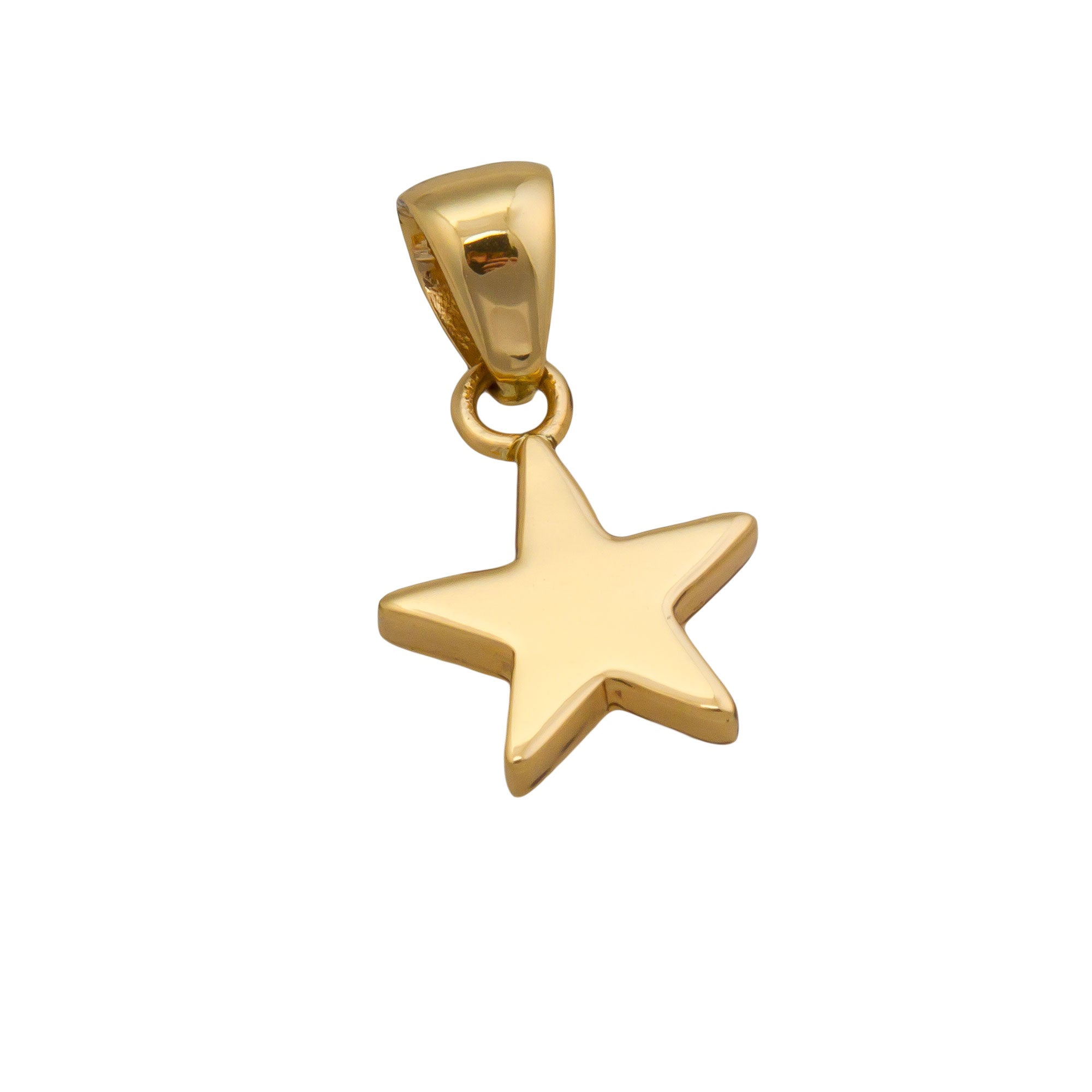 Alchemia Mini Star Pendant | Charles Albert Jewelry