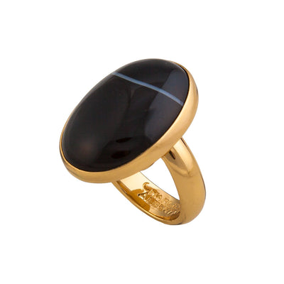 alchemia-sardonyx-adjustable-ring - 3 - Charles Albert Inc