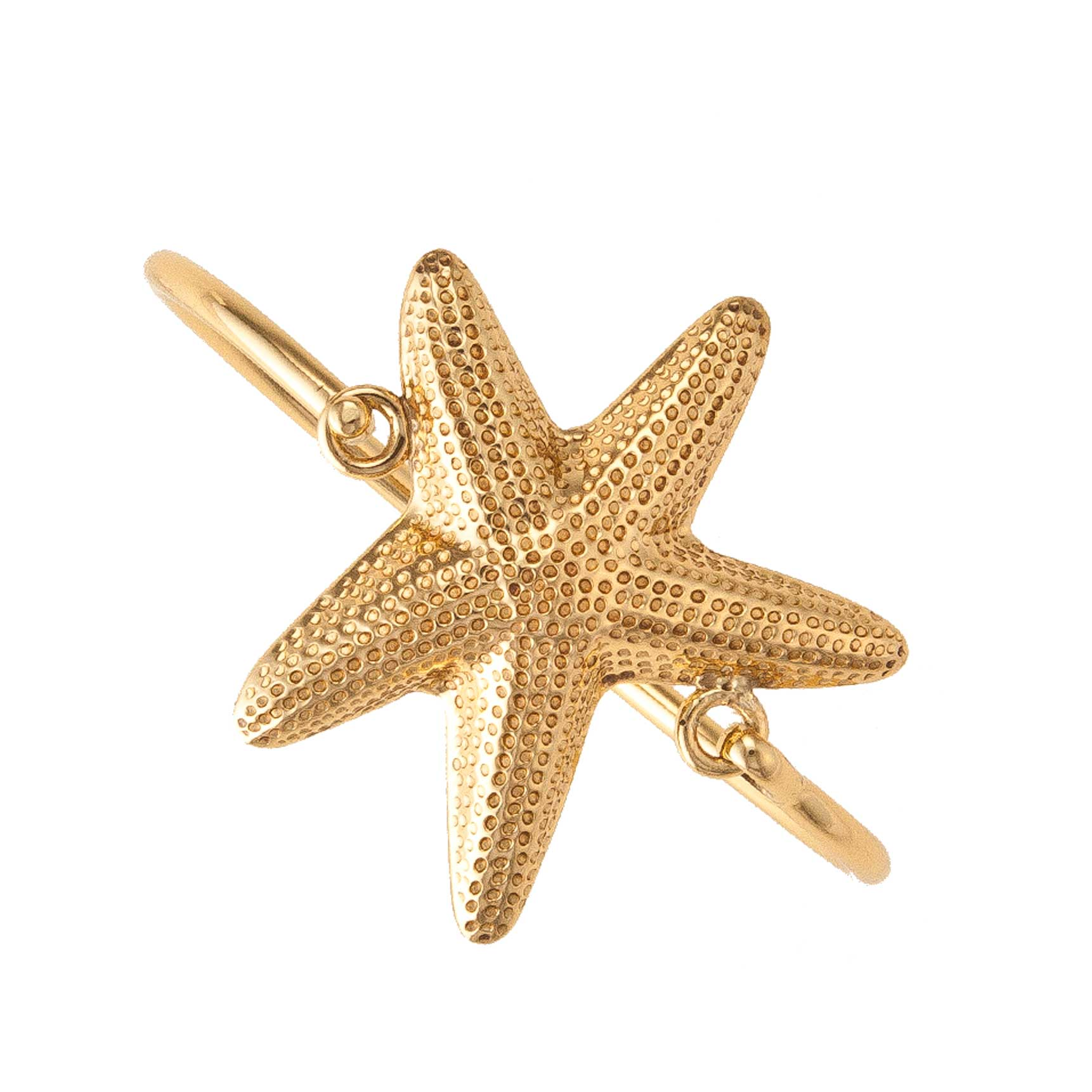 Alchemia Starfish Bangle | Charles Albert Jewelry