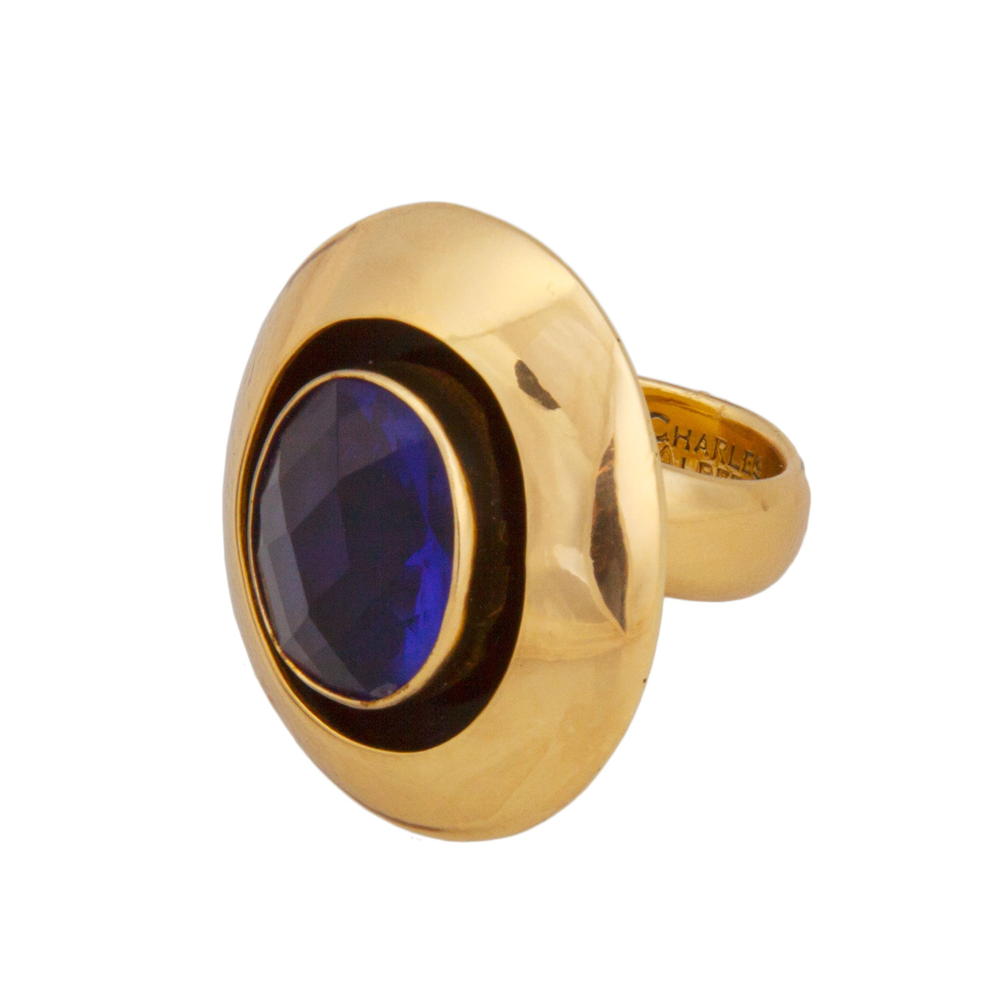 alchemia-created-gemstone-ring-3 - 1 - Charles Albert Inc