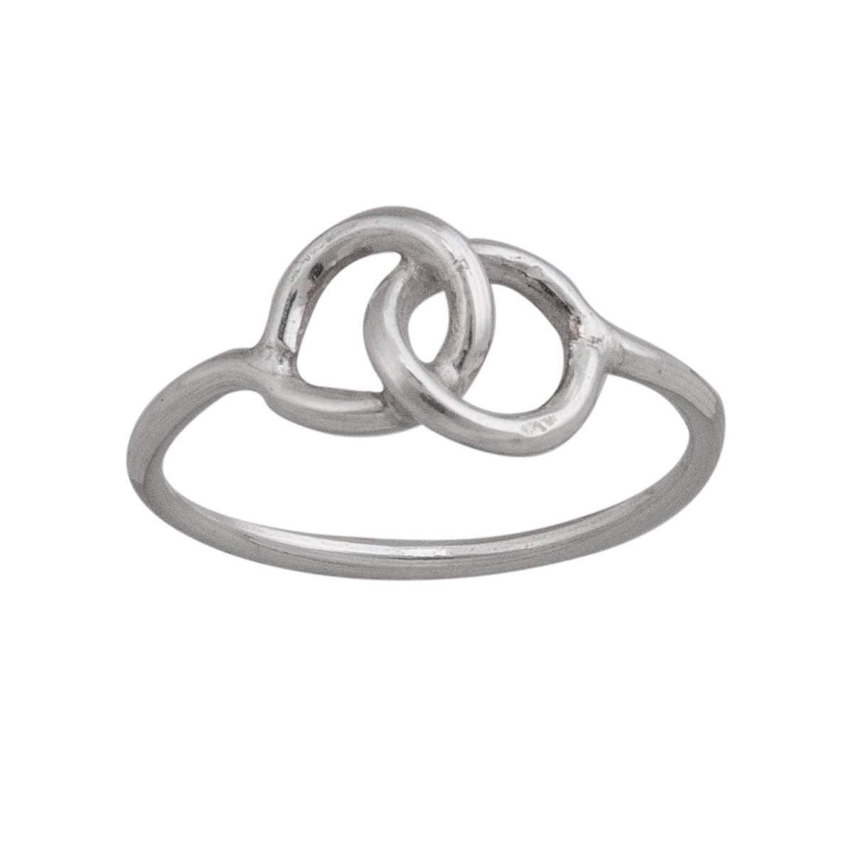 sterling-silver-unity-ring - 1 - Charles Albert Inc