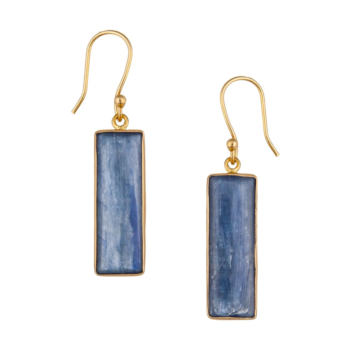 alchemia-kyanite-earrings - 1 - Charles Albert Inc