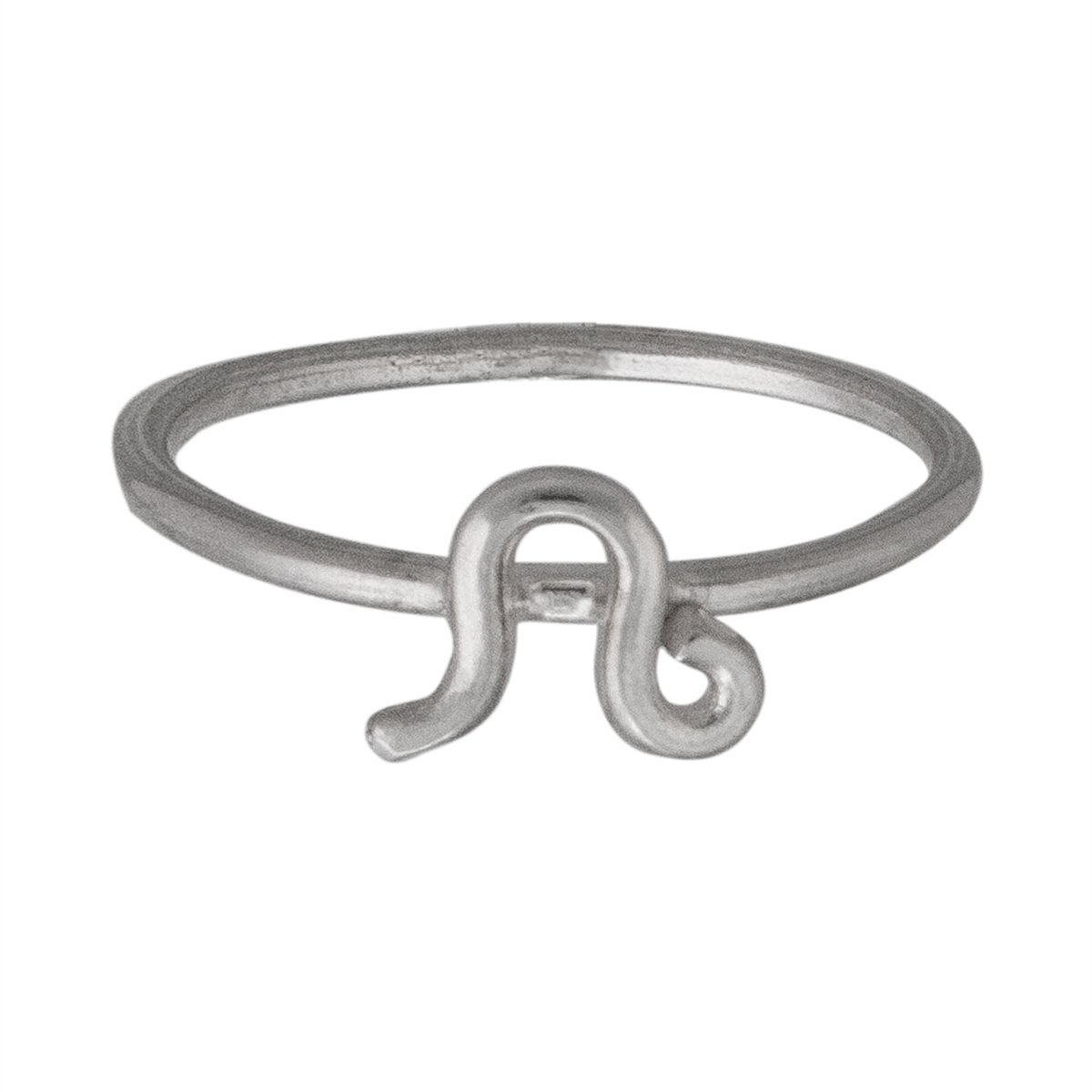 sterling-silver-leo-ring - 1 - Charles Albert Inc