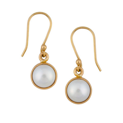 alchemia-pearl-drop-earrings - 2 - Charles Albert Inc