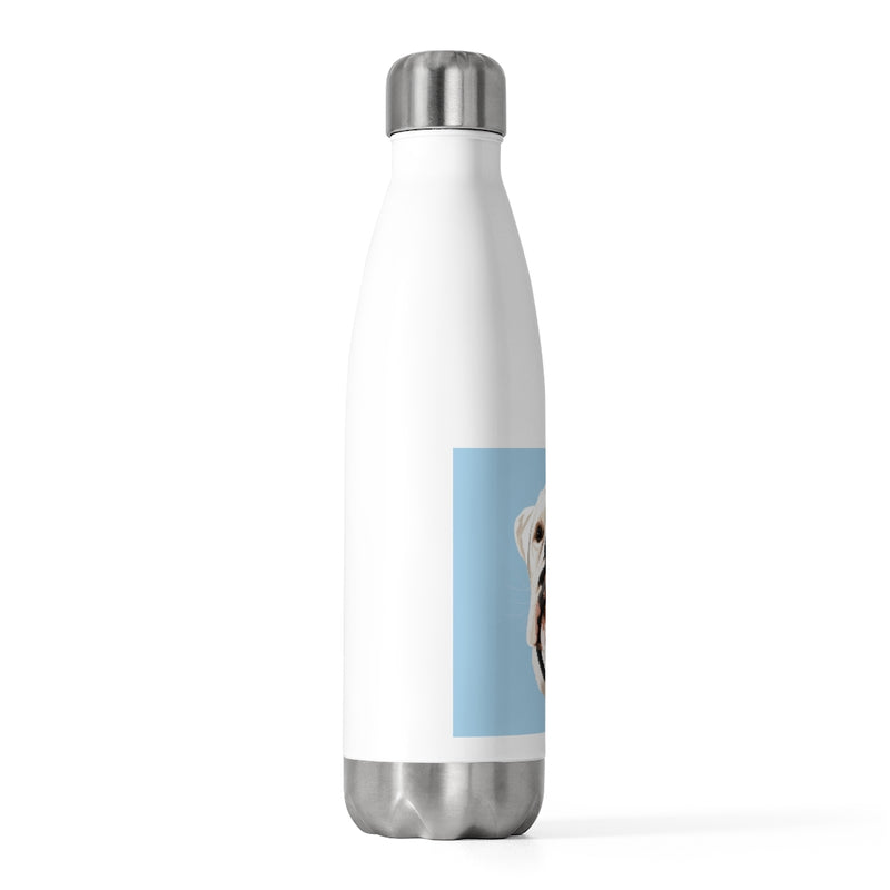 Barkly - Special gift of insulated bottle with dog portrait