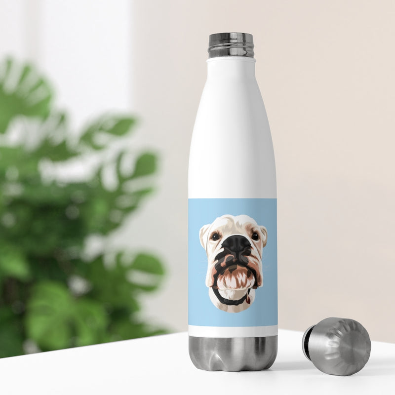 Barkly - Custom insulated bottle with your dog face