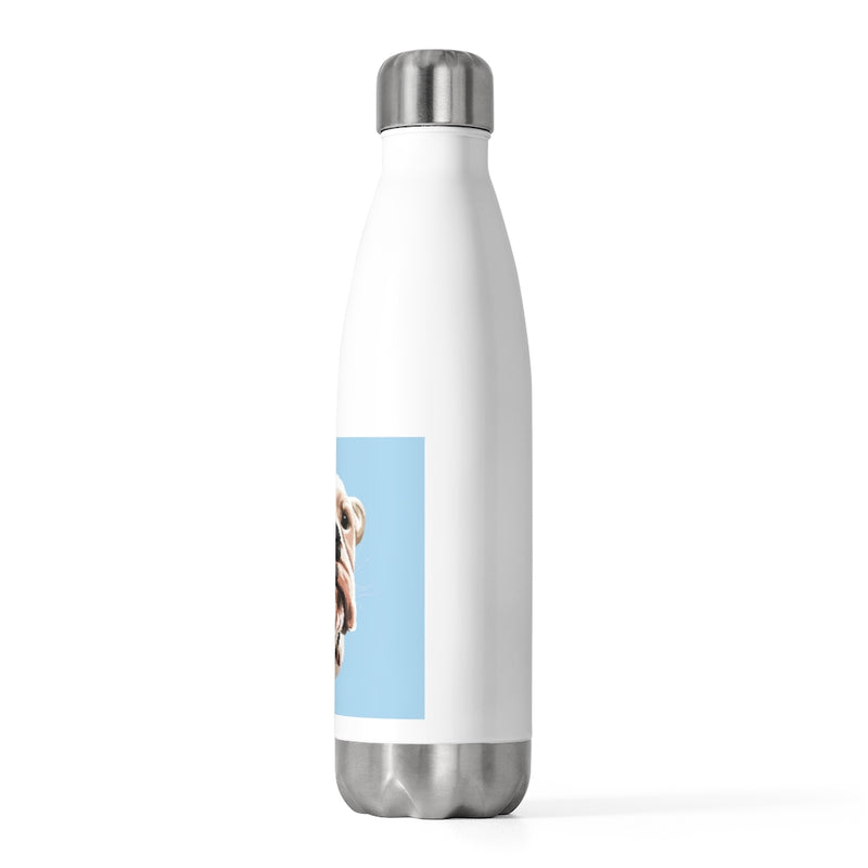 Barkly - Special gift of insulated bottle with pet portrait