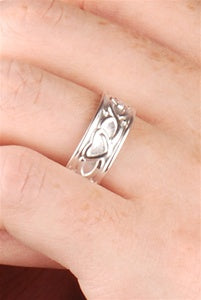 Celtic Wedding Rings WED275 ZOOM