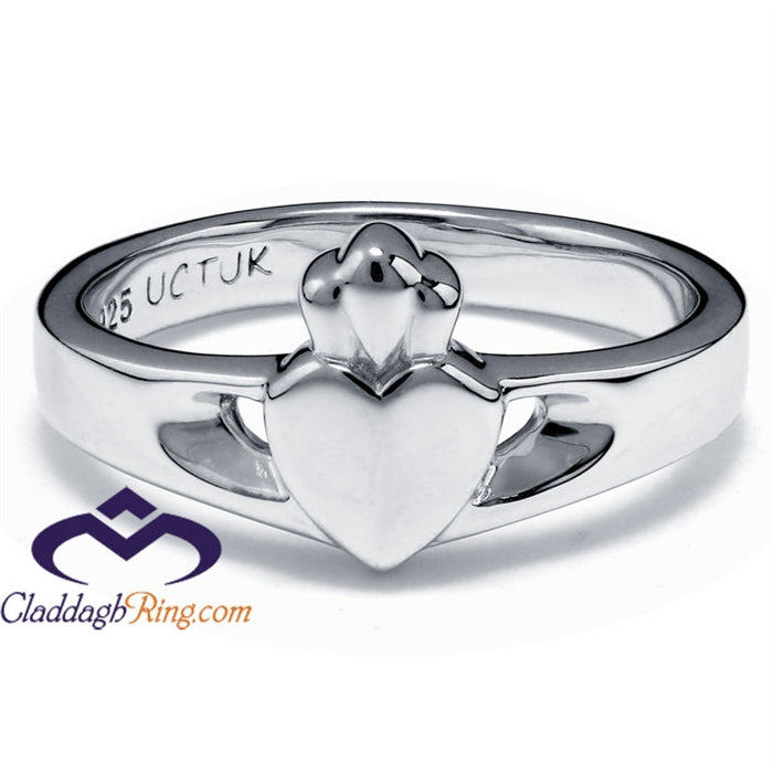 Ladies Claddagh Ring ULS-6166