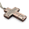 Crystal Metal Cross Pendant USB Pendrive