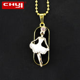Cute Ballet Dance Girl USB Pendrive