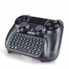 Mini Bluetooth Wireless Keyboard for PS4 Controller