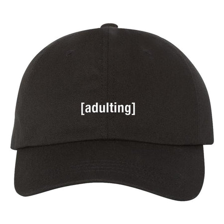 Adulting Dad Hat