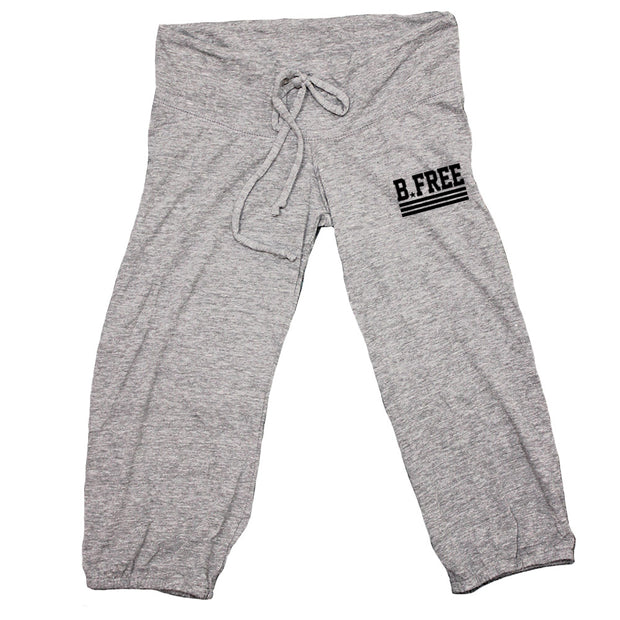B.FREE - Flag Crop Pants - Ladies