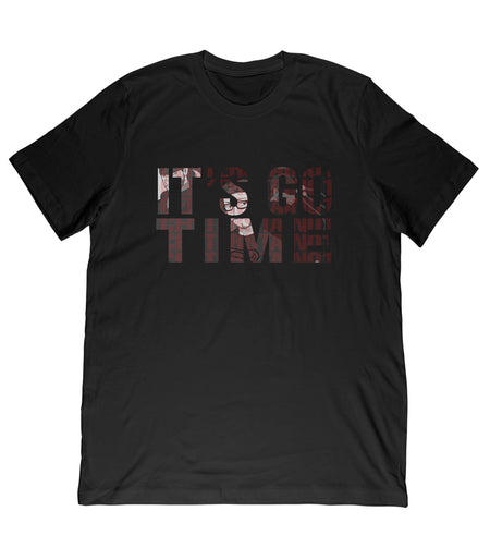 Centerstrain01 - Its Go Time Tee