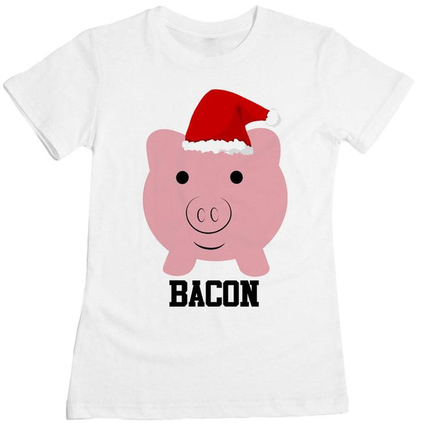 eeeGo - Holiday Big Bacon Women's Tee