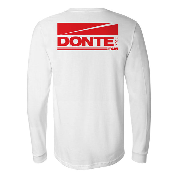 Black Mastadonte - Donte Fam Long Sleeve Tee
