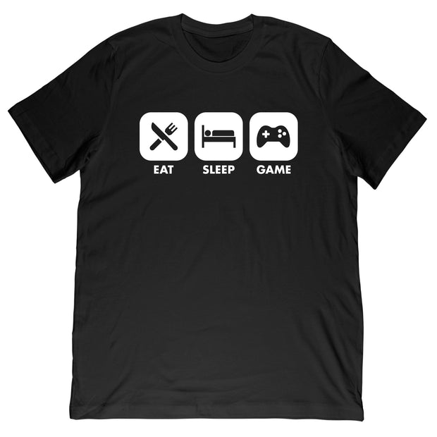 Eat, Sleep, Game T-Shirt