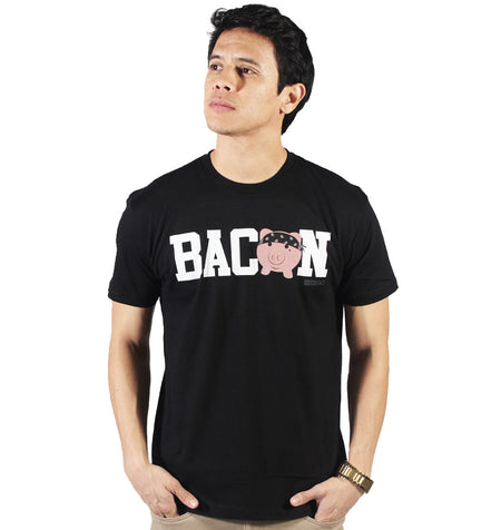 Bacon Tee - Black