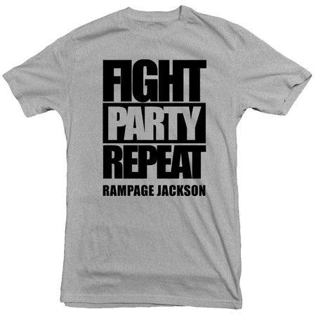Rampage - Fight Party Repeat