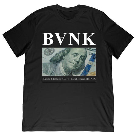 Bank - B. Franklin Tee