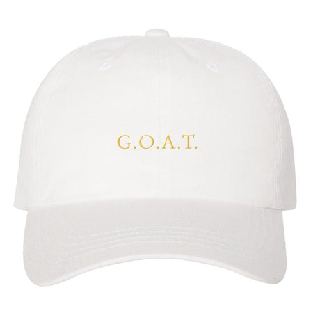 Goat Dad Hat