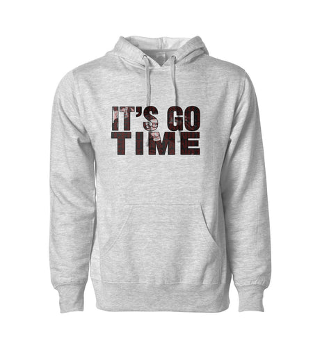 Centerstrain01 - Its Go Time Hoodie