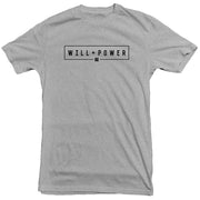 Will & Power Logo T-Shirt