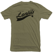 Forks Over Knives - Love My Lentils Tee
