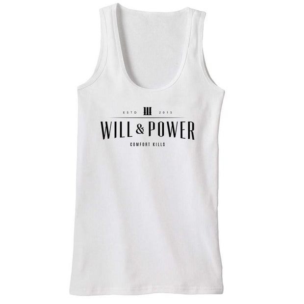 Will And Power - Masthead Tank