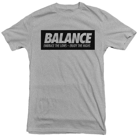 Mike Song - Balance (Heather Grey)